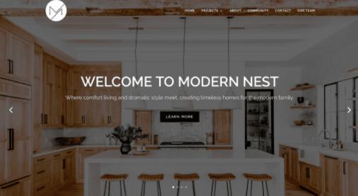 Modern Nest Homes