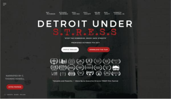 Detroit Under Stress