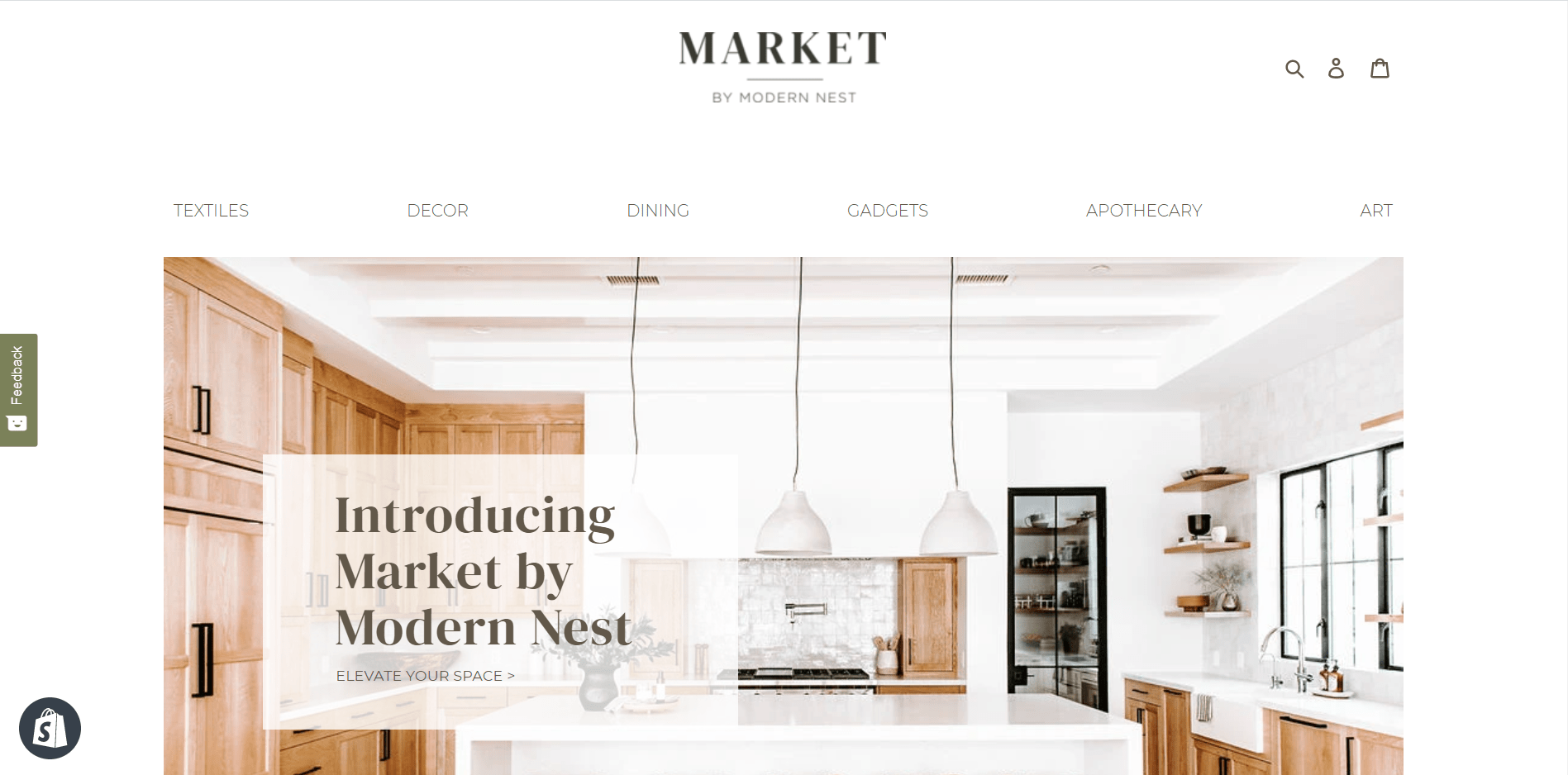 Market by Modern Nest